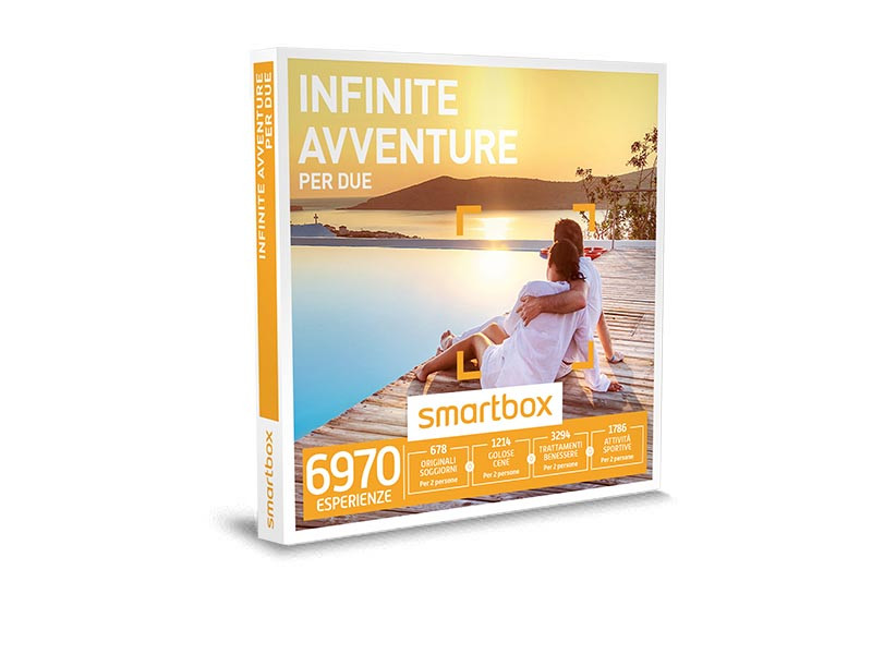 smartbox - infinite avventure