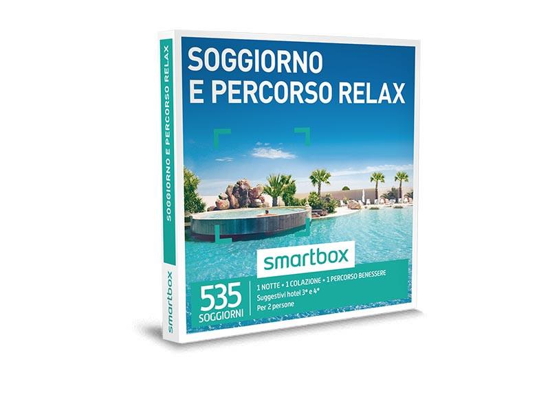 Beautiful Smartbox Soggiorno E Percorso Relax Images - Design Trends ...
